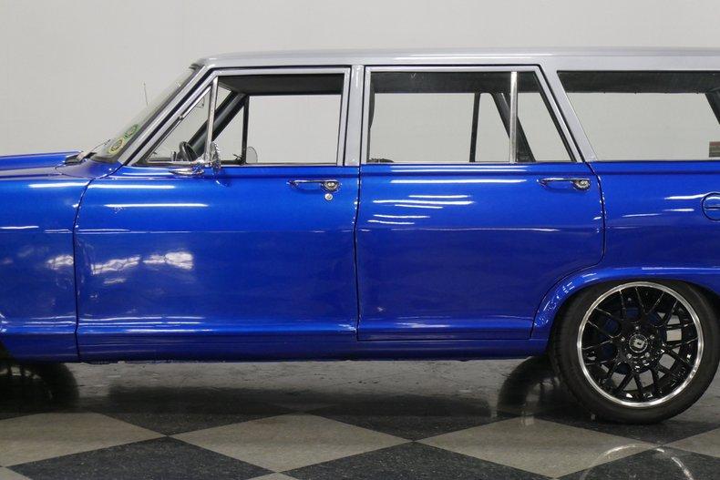 1963 Chevrolet Nova 23