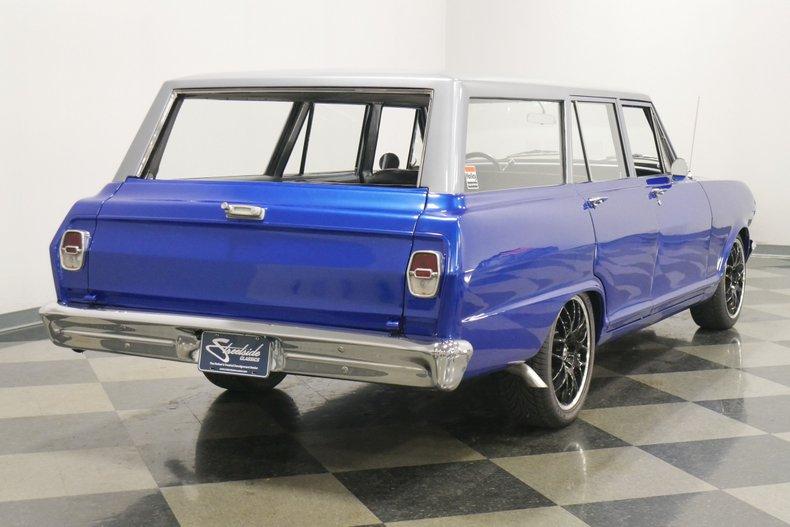 1963 Chevrolet Nova 13