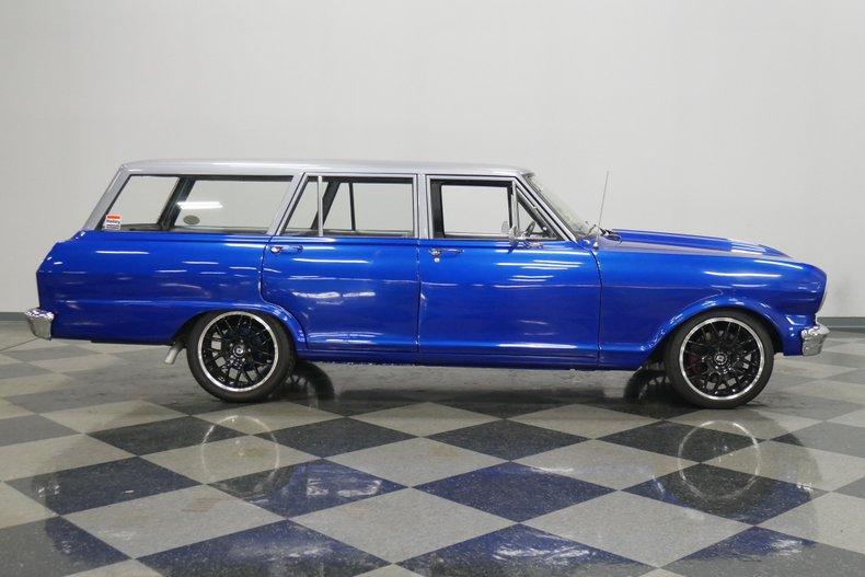 1963 Chevrolet Nova 16