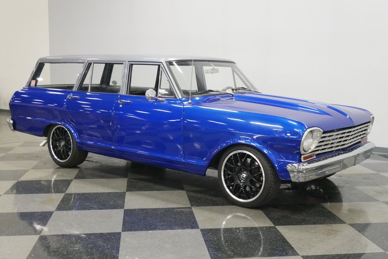 1963 Chevrolet Nova 17