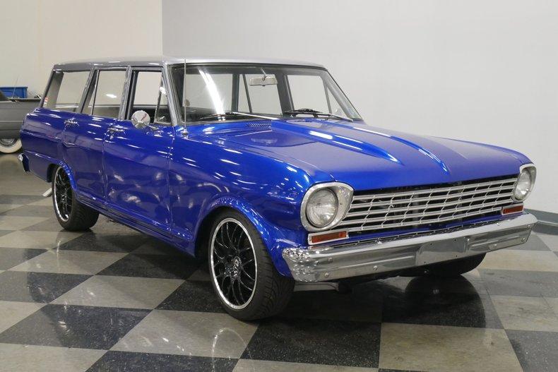 1963 Chevrolet Nova 18
