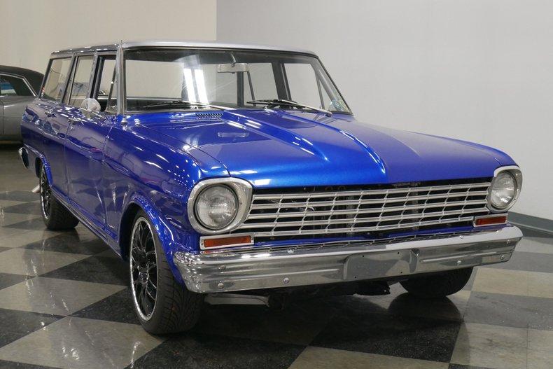 1963 Chevrolet Nova 19