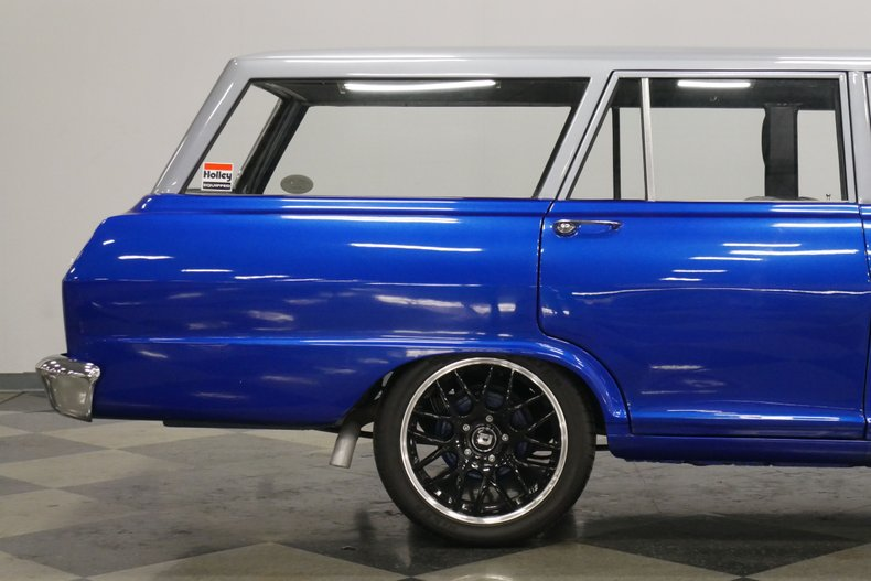 1963 Chevrolet Nova 25