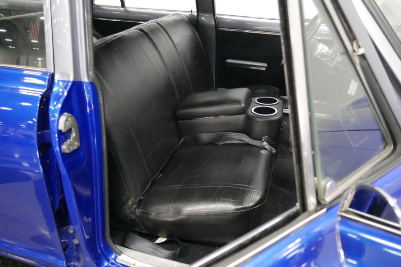 1963 Chevrolet Nova 50