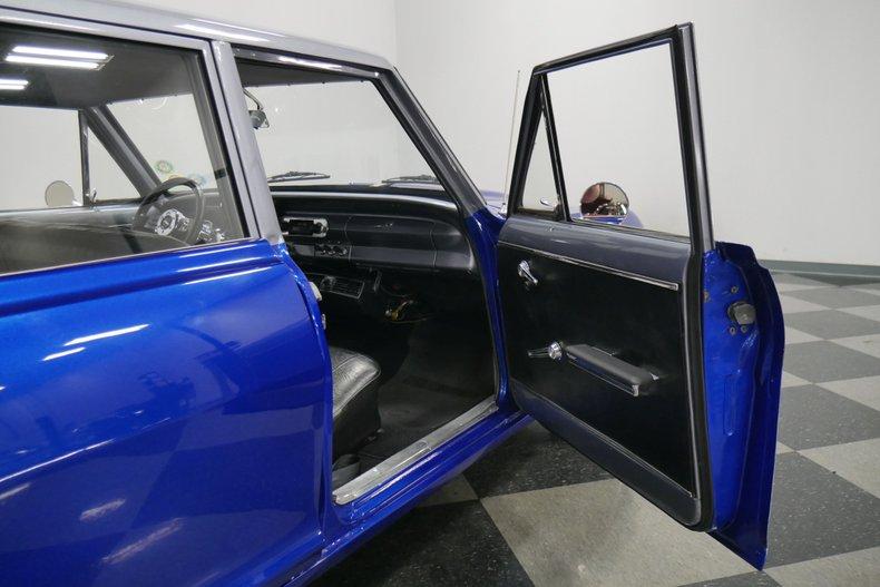 1963 Chevrolet Nova 55