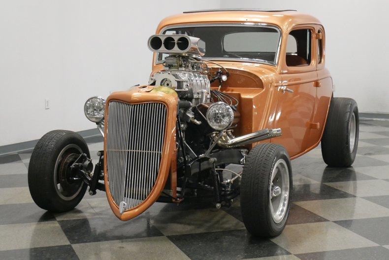 1934 Ford 5-Window 20