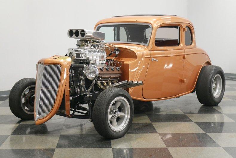 1934 Ford 5-Window 5