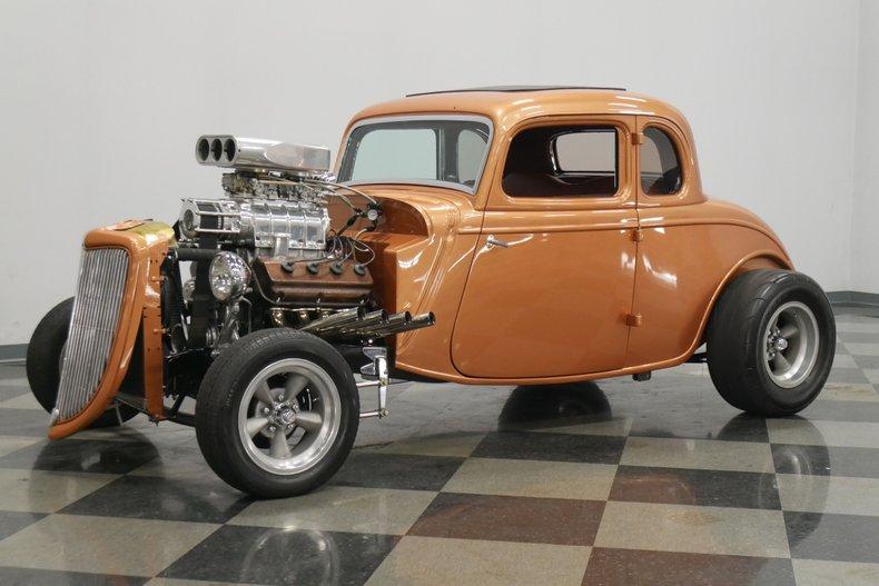 1934 Ford 5-Window 6