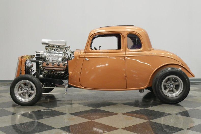 1934 Ford 5-Window 7