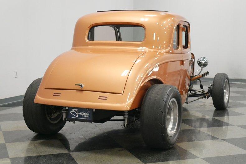 1934 Ford 5-Window 12