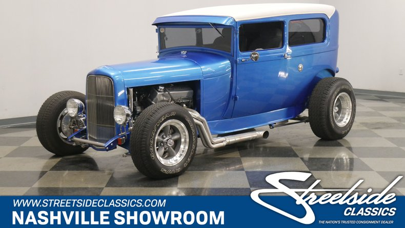 For Sale: 1928 Ford Sedan Delivery