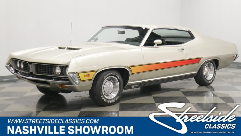 For Sale: 1971 Ford Torino