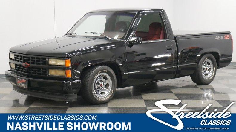 For Sale: 1990 Chevrolet Silverado