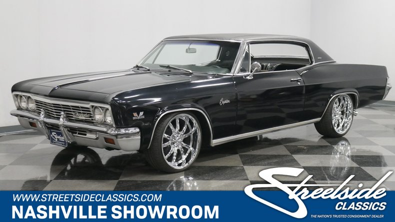 For Sale: 1966 Chevrolet Caprice