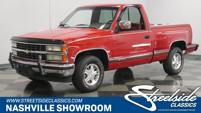 For Sale: 1991 Chevrolet Silverado