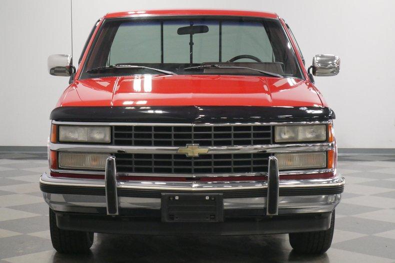 1991 Chevrolet Silverado 19