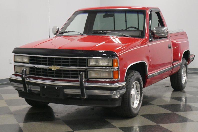 1991 Chevrolet Silverado 20