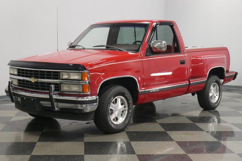 1991 Chevrolet Silverado 5