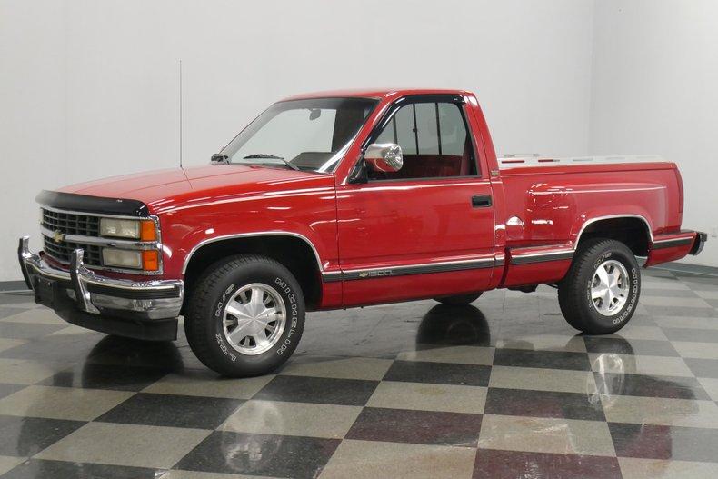1991 Chevrolet Silverado 6