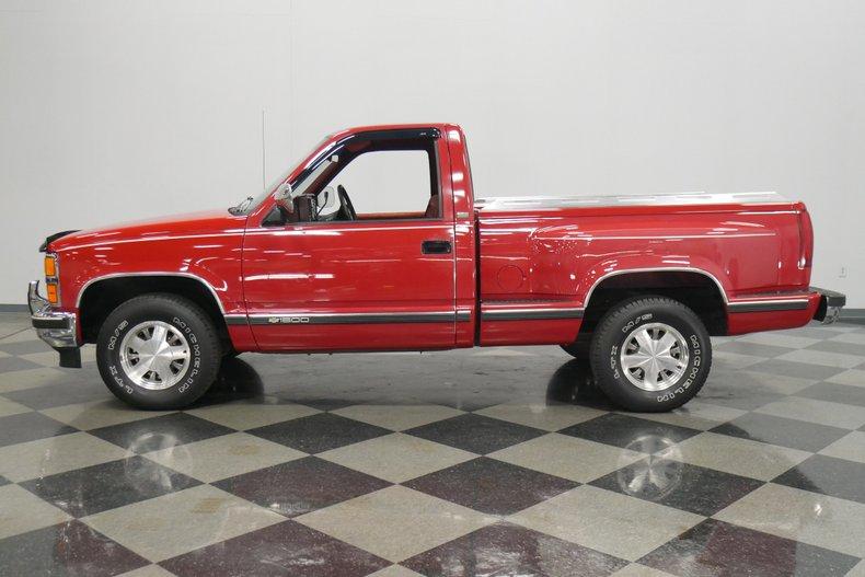 1991 Chevrolet Silverado 7