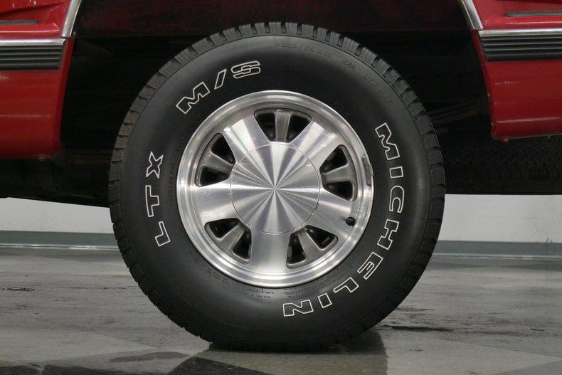 1991 Chevrolet Silverado 25