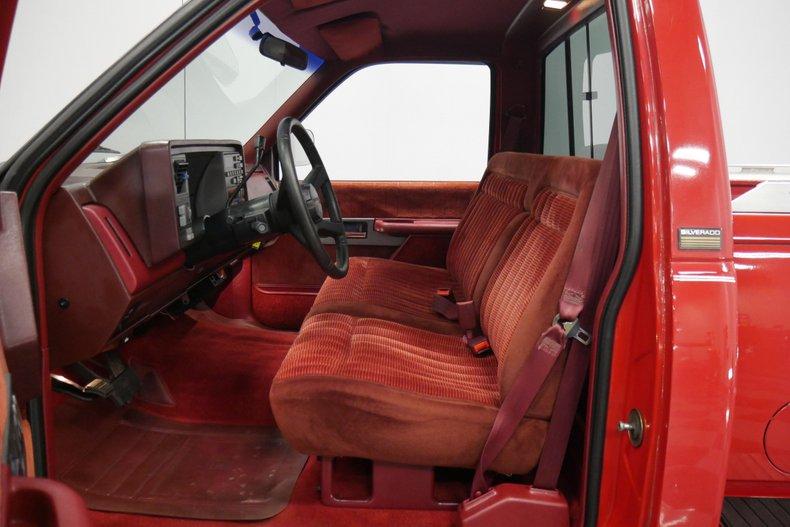 1991 Chevrolet Silverado 4