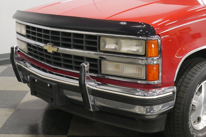 1991 Chevrolet Silverado 21