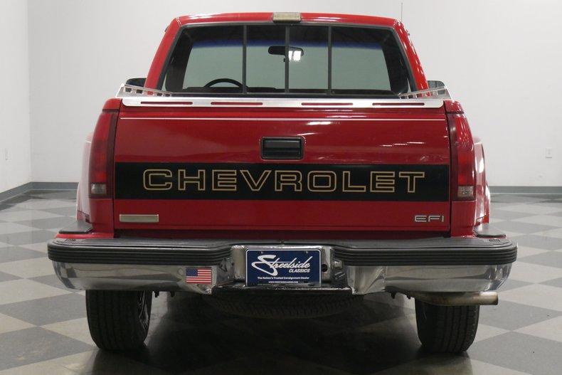 1991 Chevrolet Silverado 11