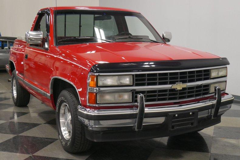 1991 Chevrolet Silverado 18