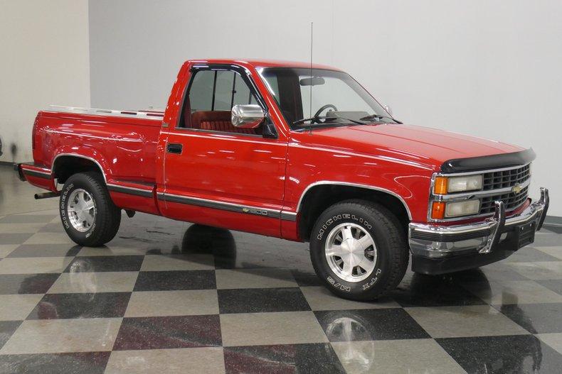 1991 Chevrolet Silverado 16