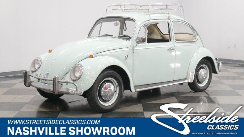 For Sale: 1966 Volkswagen Beetle
