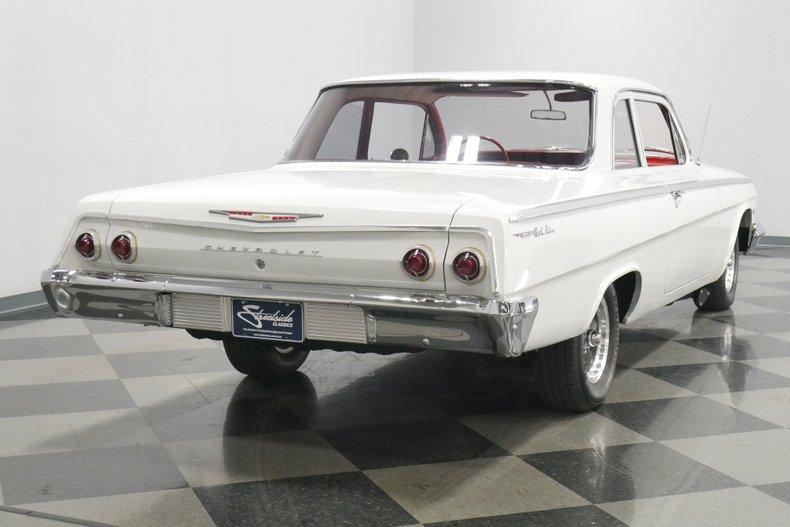 1962 Chevrolet Bel Air 12
