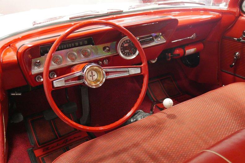 1962 Chevrolet Bel Air 36