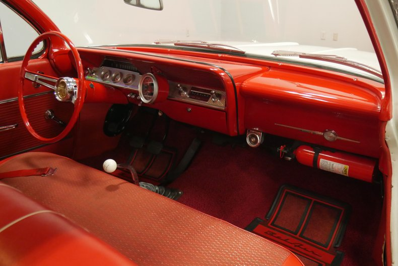 1962 Chevrolet Bel Air 46