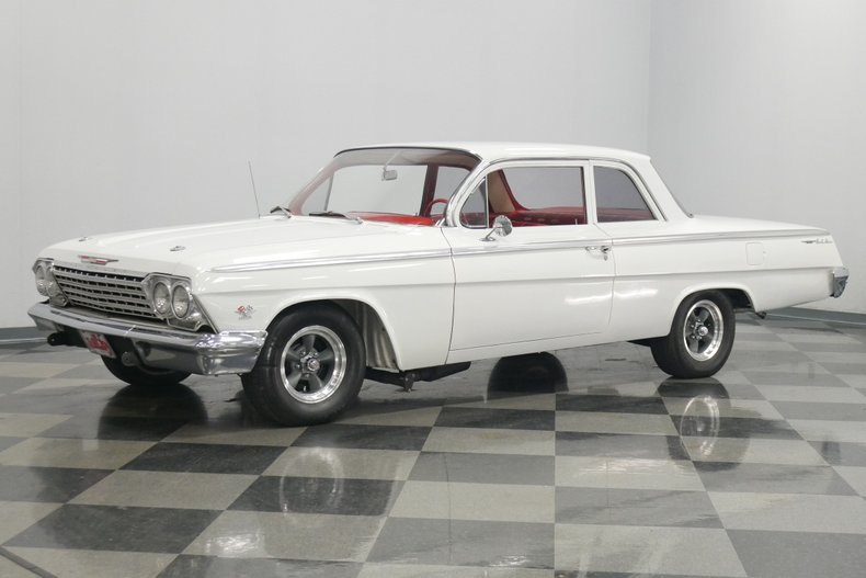 1962 Chevrolet Bel Air 6