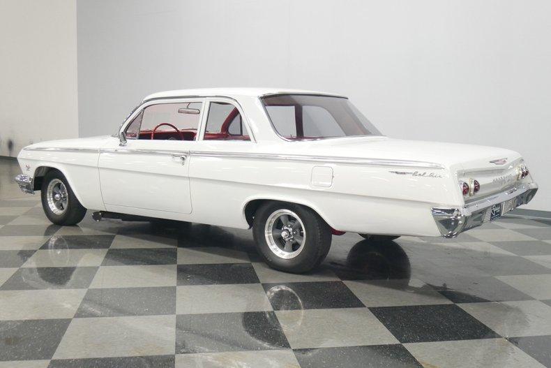 1962 Chevrolet Bel Air 8