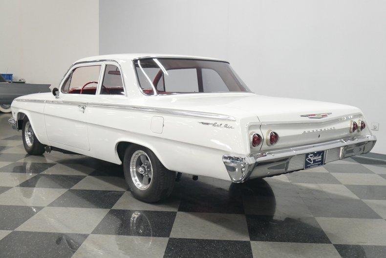 1962 Chevrolet Bel Air 9