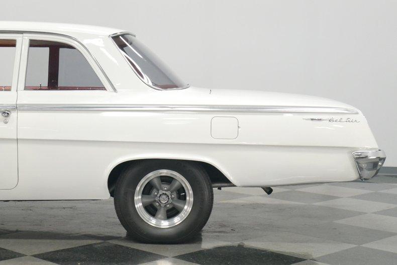 1962 Chevrolet Bel Air 24