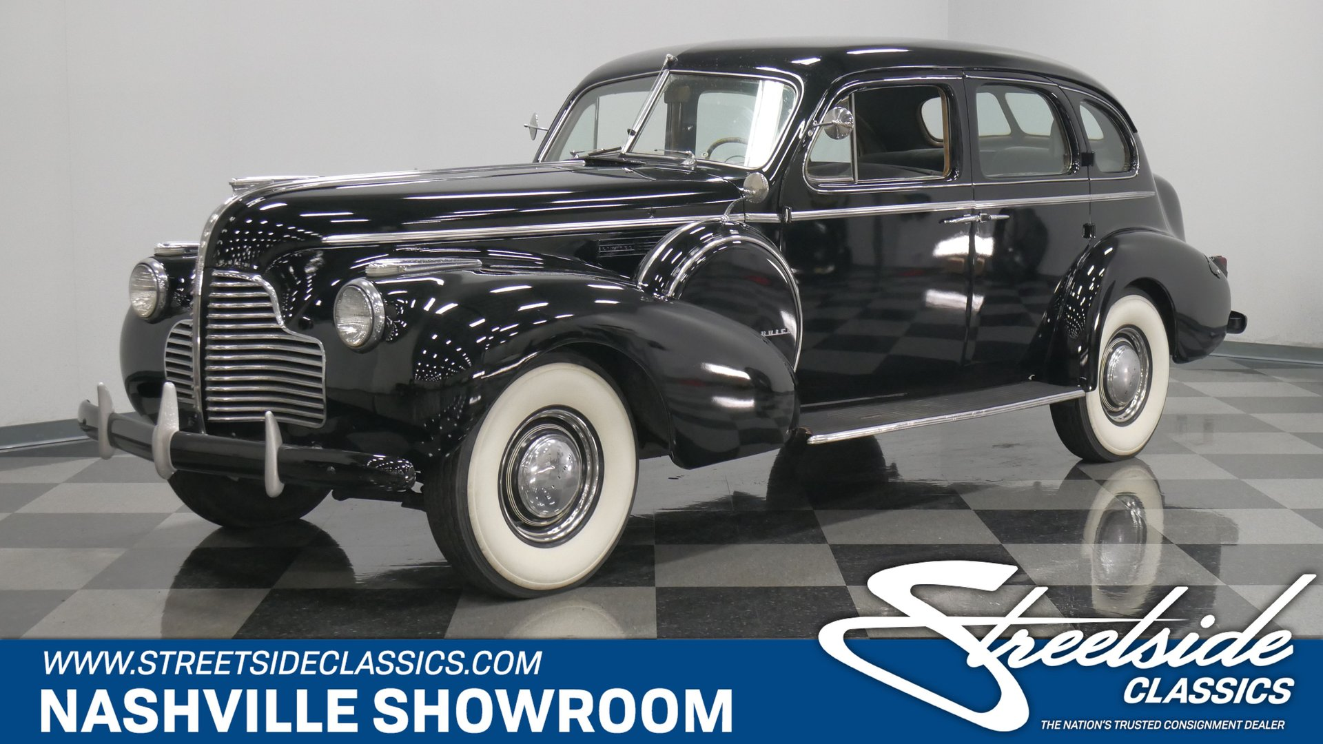 1940 buick series 80 limited touring sedan