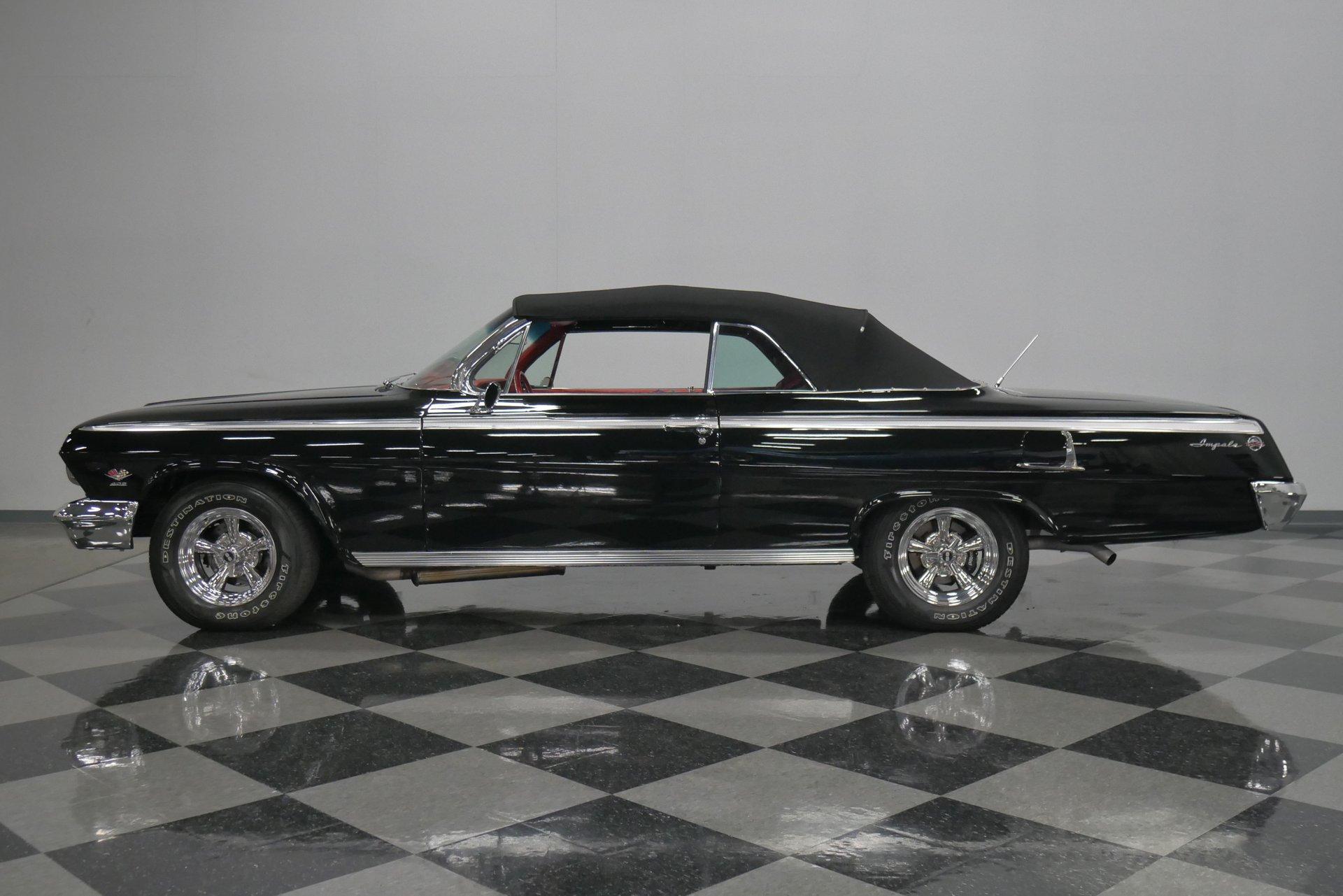 1962 chevrolet impala ss 482