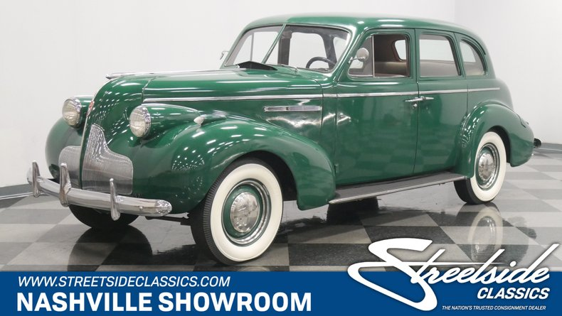 For Sale: 1939 Buick 41 Special