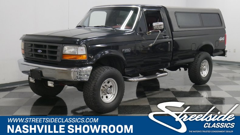 For Sale: 1995 Ford F-250