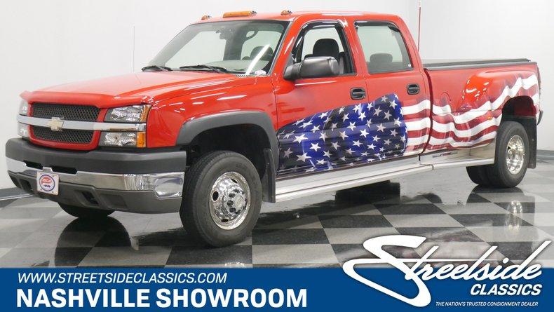 For Sale: 2004 Chevrolet Silverado
