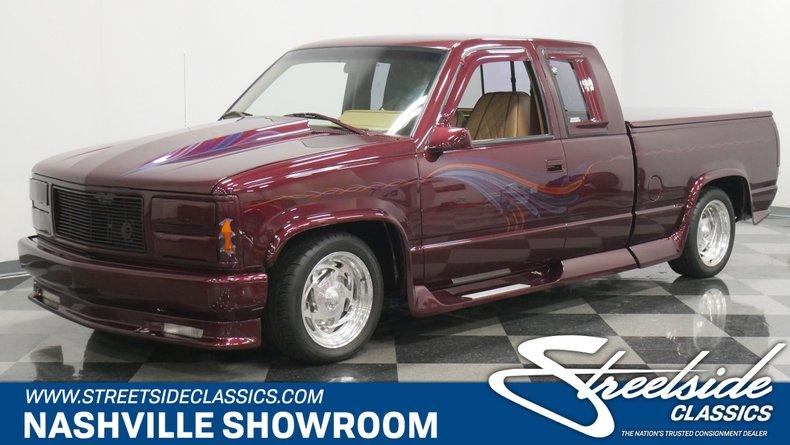 For Sale: 1990 GMC Sierra