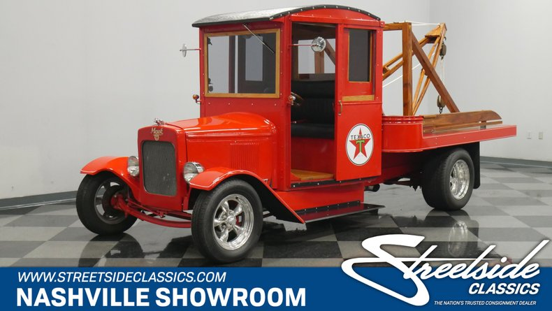 For Sale: 1925 Mack Tow Truck