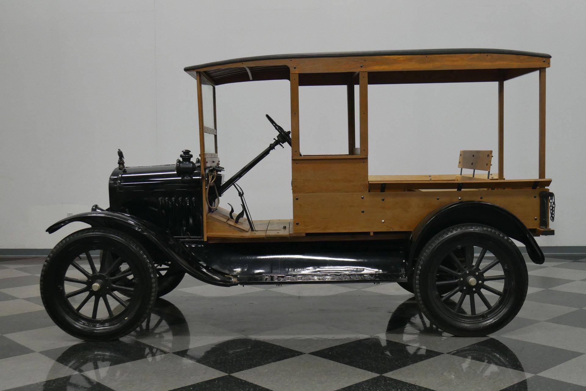 1923 ford model t depot hack
