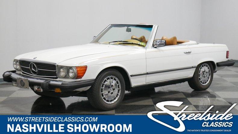 For Sale: 1979 Mercedes-Benz 450SL