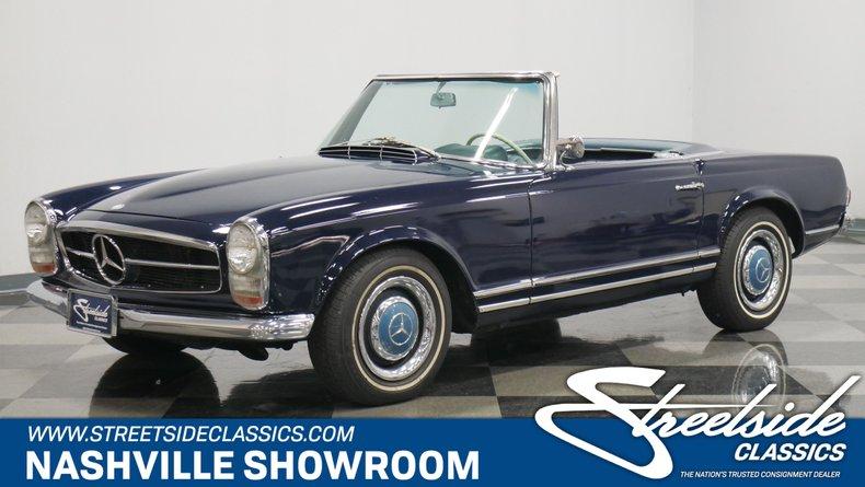 For Sale: 1966 Mercedes-Benz 230SL