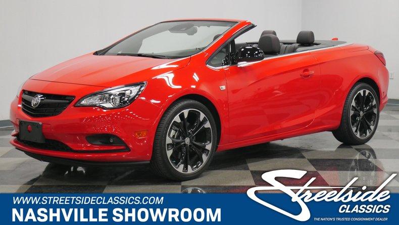 For Sale: 2018 Buick Cascada