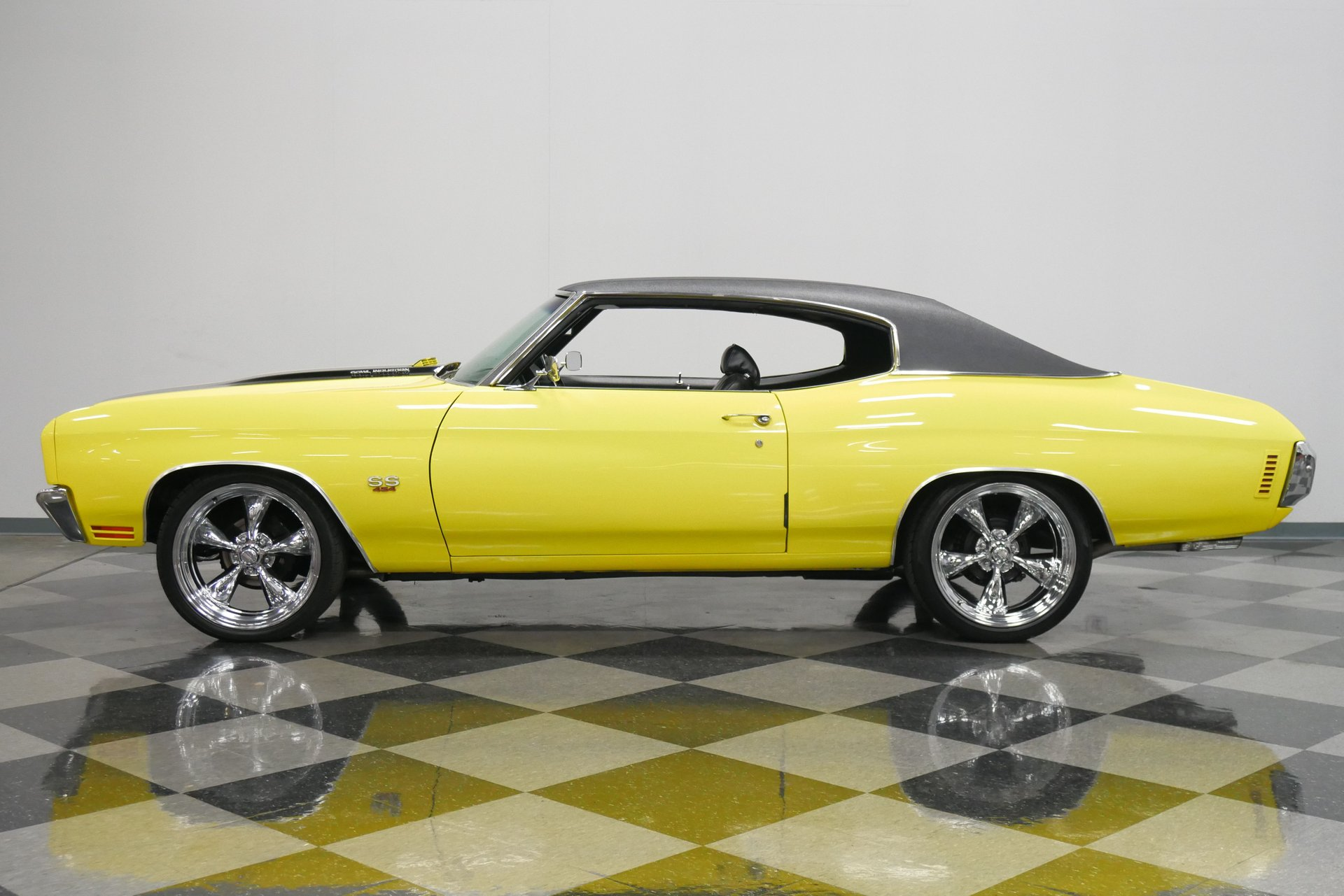 1970 chevrolet chevelle ss tribute
